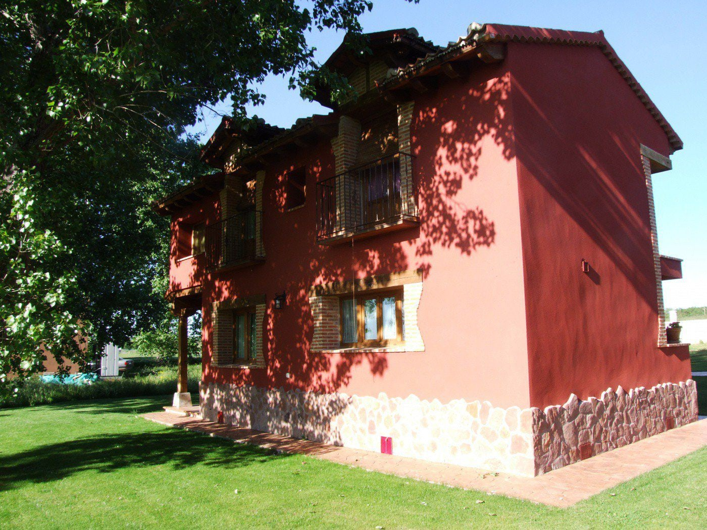 our cottages - A Toca