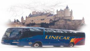 bus company turegano to segovia to madrid